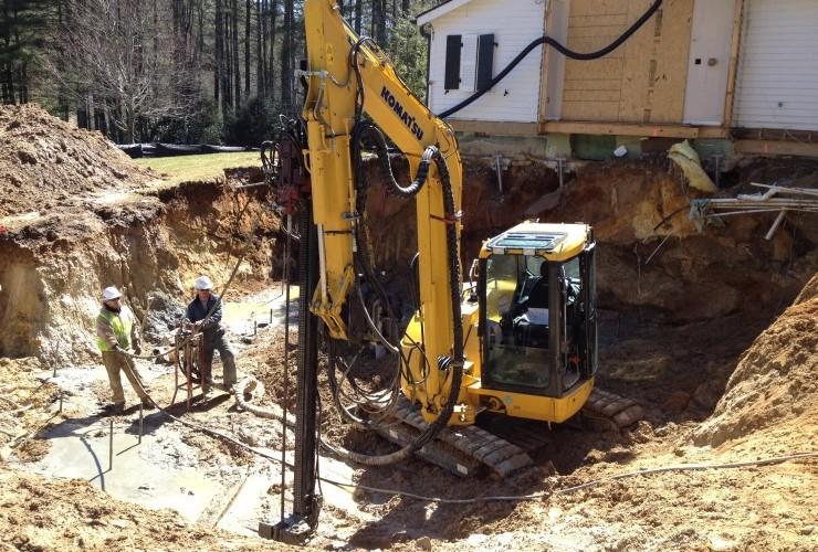 New Construction Piles Foundation Repair Services Inc