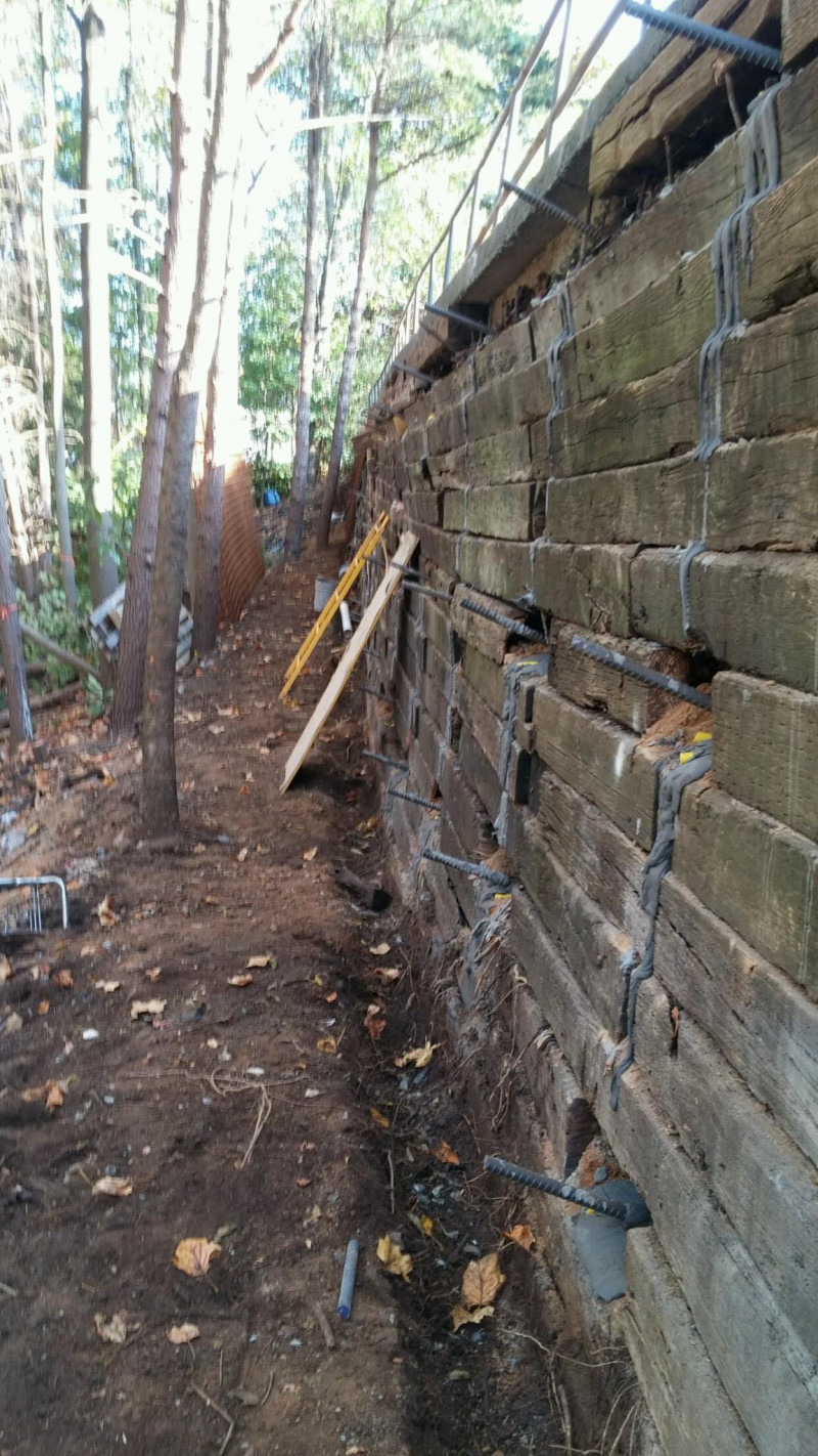 Soil Nailing Design Foundation Repair Services Inc