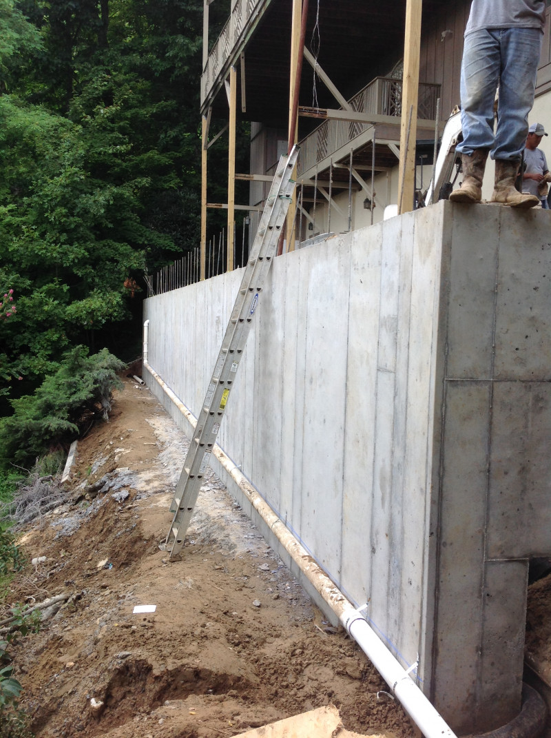 Retaining Walls Foundation Repair Services Inc