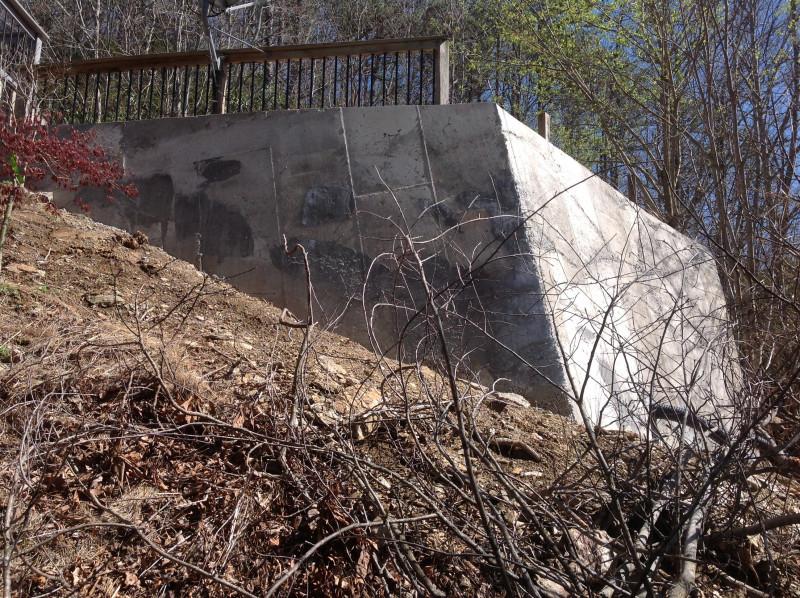Block Wall Repair