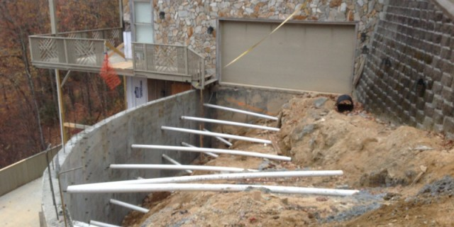 Retaining Walls Foundation Repair Services Inc