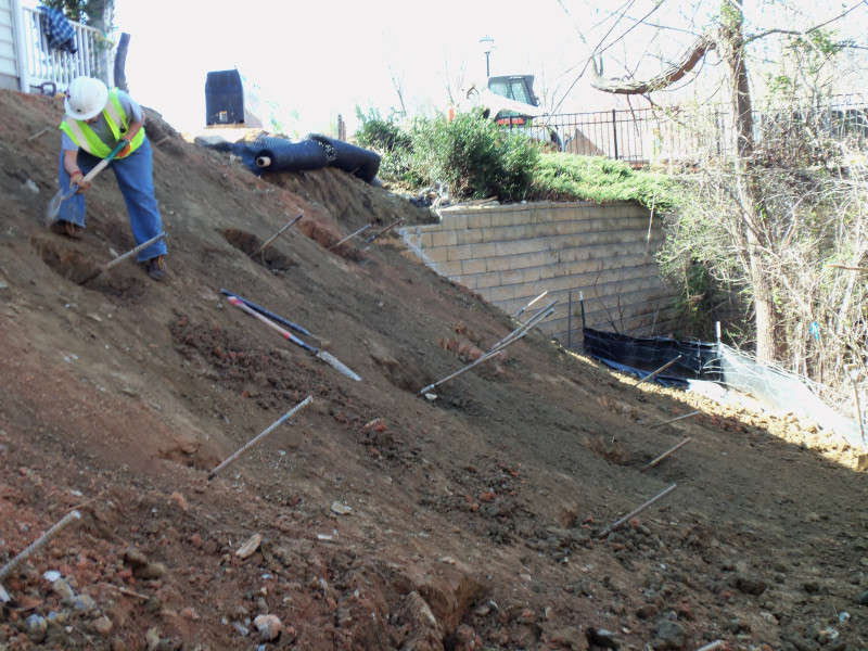 Slope Stabilization Foundation Repair Services Inc