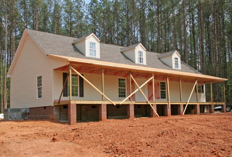 Homebuilders: What To Do When Soil Shifts And Your Foundation Settles